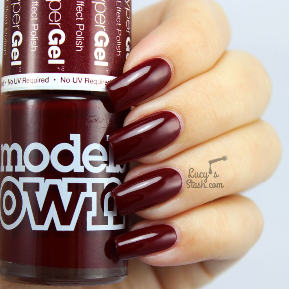 NEW Models Own HyperGel for Autumn 2014 - Review & Swatches