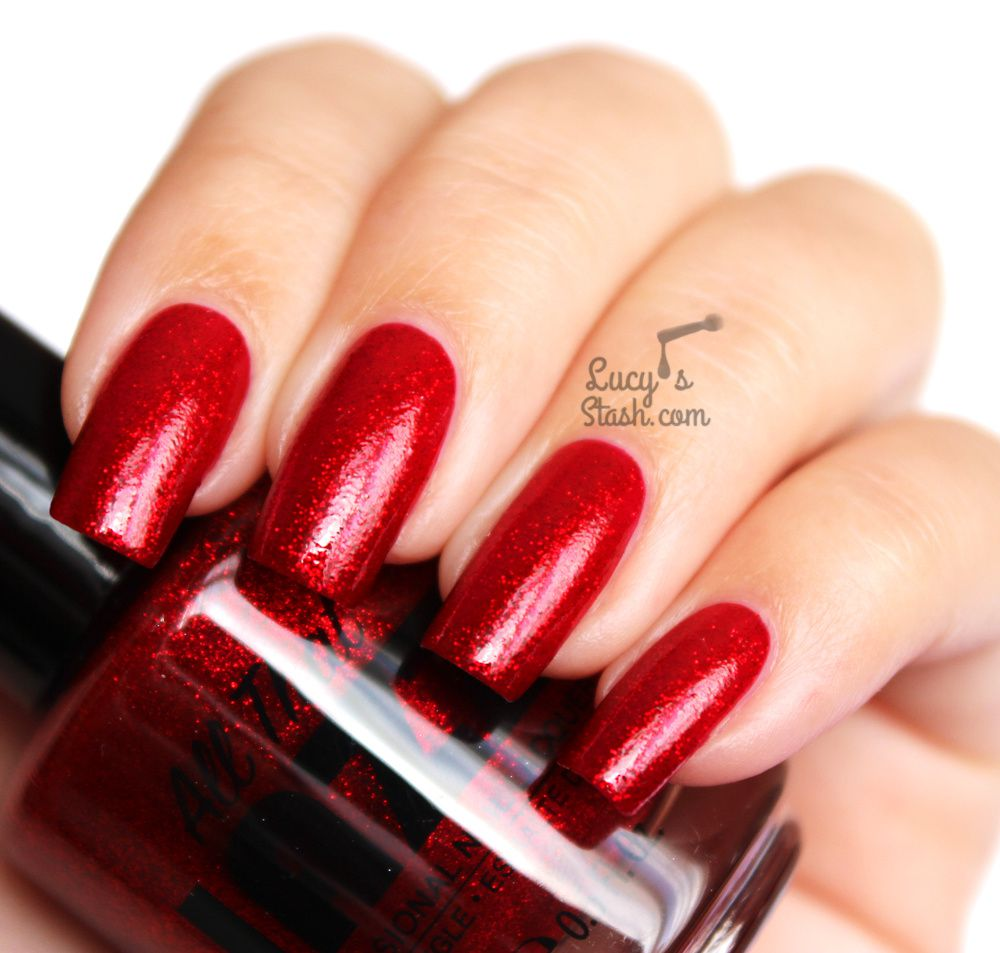 All That Jazz Louise's - From Riches to Rubies | Review &amp&#x3B; Swatches