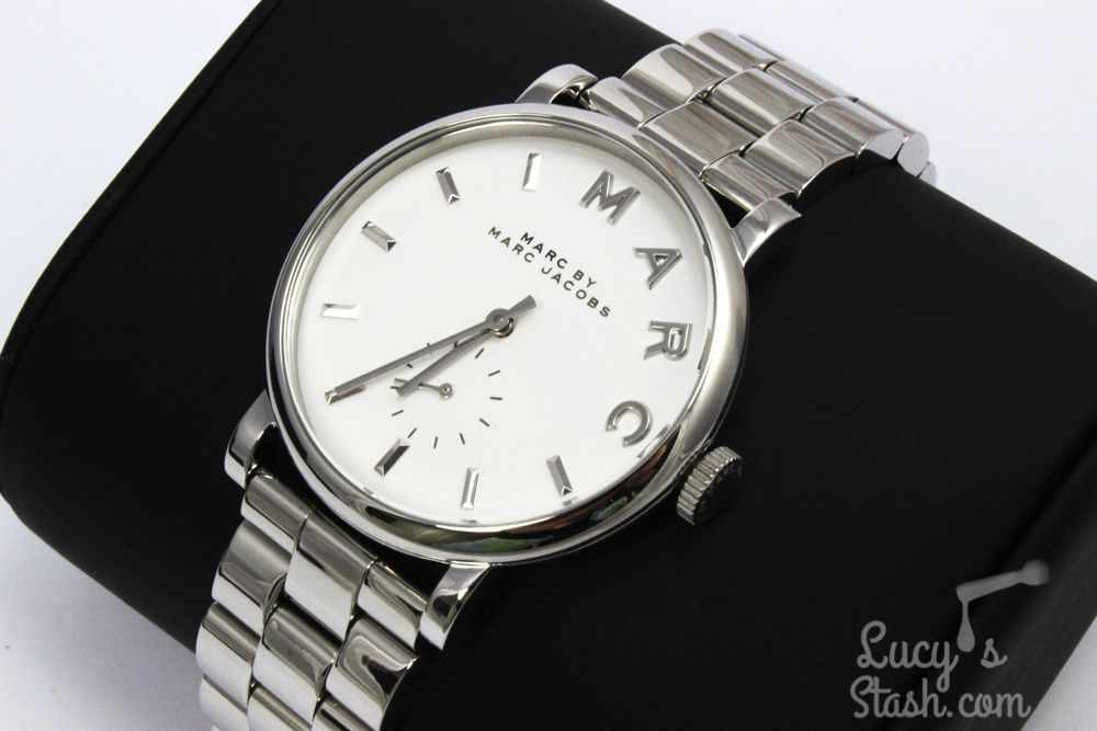 Staying chic with Marc by Marc Jacobs Watch & All That Jazz!