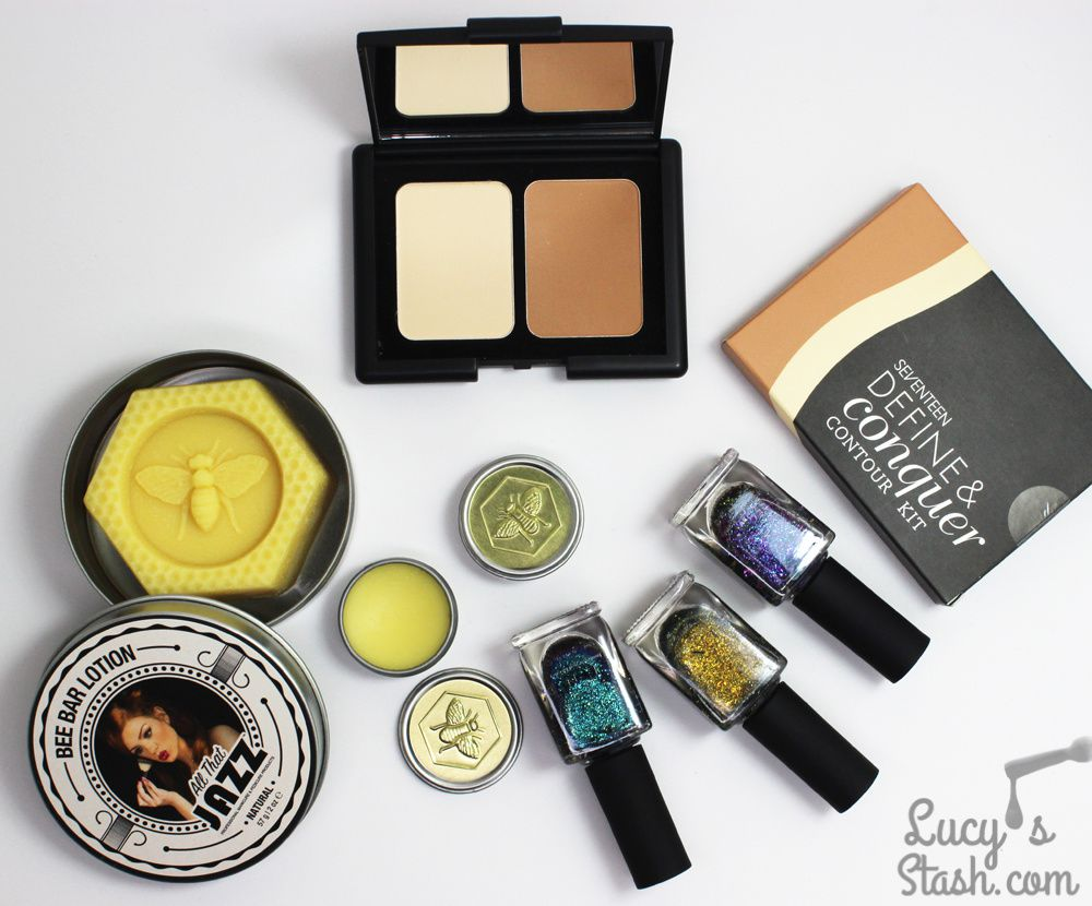 December favourites from Lucy's Stash!