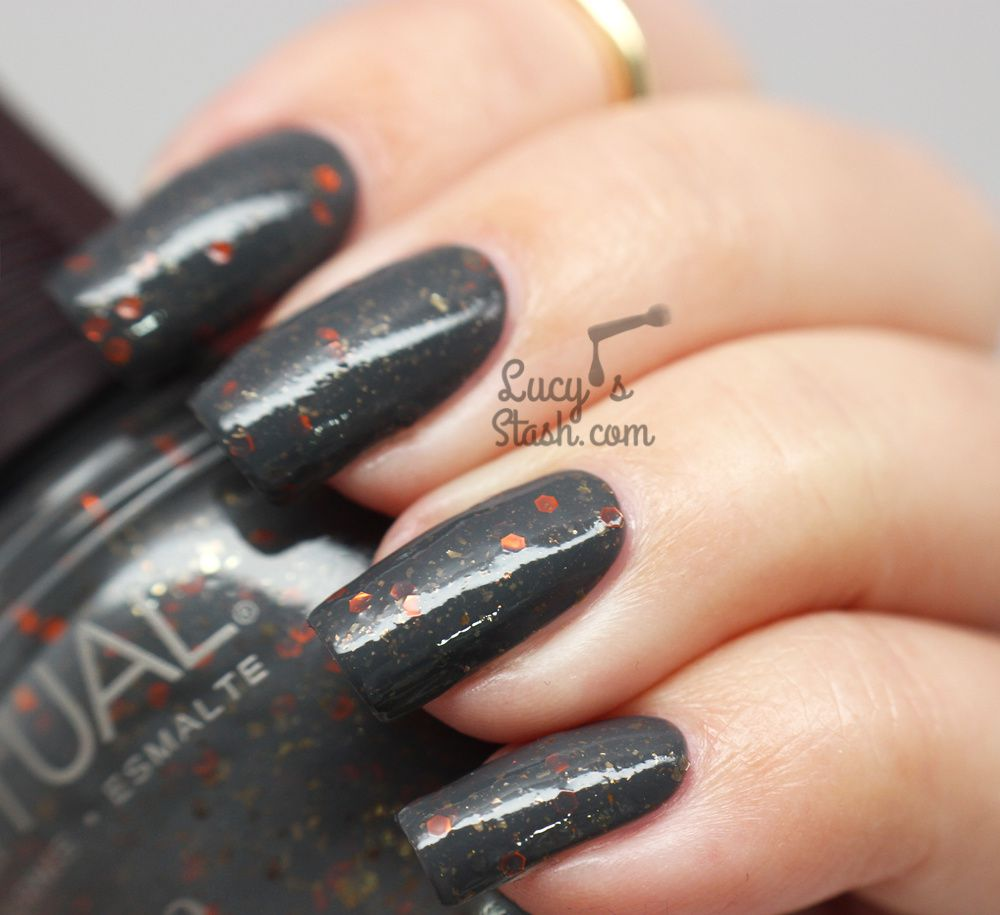 SpaRitual Pattern | Rhythm Collection For Spring 2015 | Review & Swatches