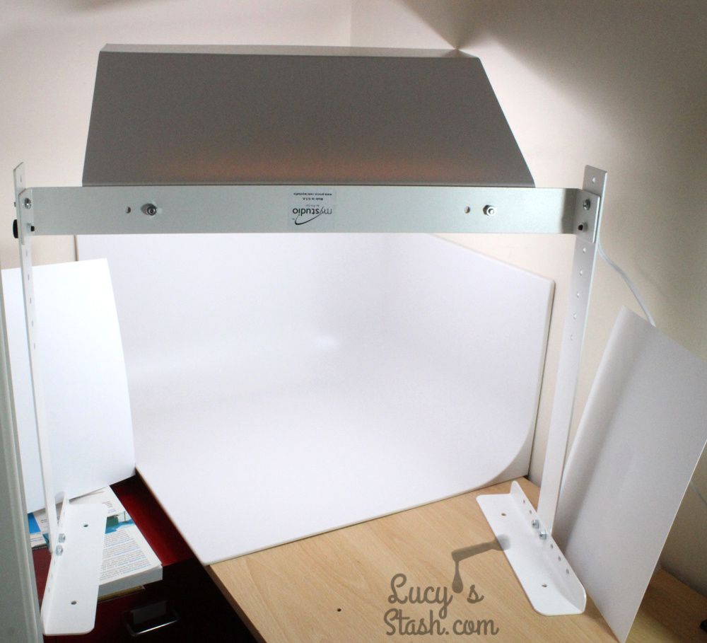 Review: MyStudio MS20 Professional Tabletop Photo Studio Kit