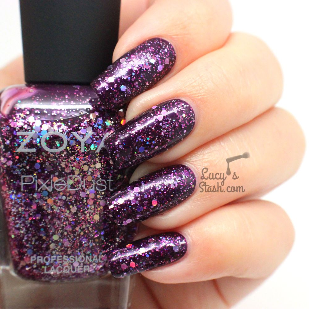 Zoya Wishes Collection - Review & Swatches