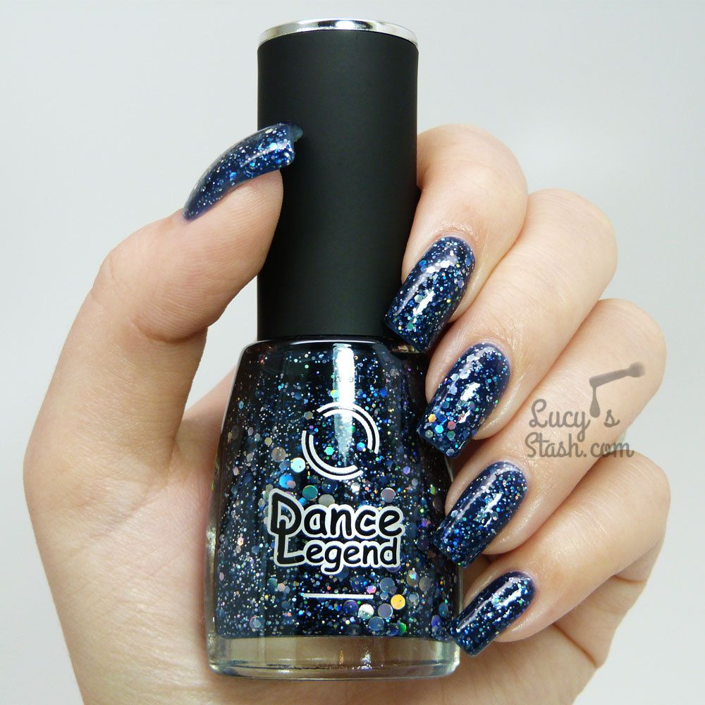 Dance Legend Round Space Collection - Inception & Supergalaxy | Review & Swatches