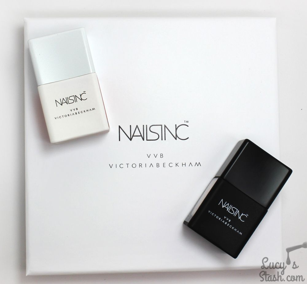 Nails Inc VVB Victoria Beckham Polishes - Review &amp&#x3B; Swatches
