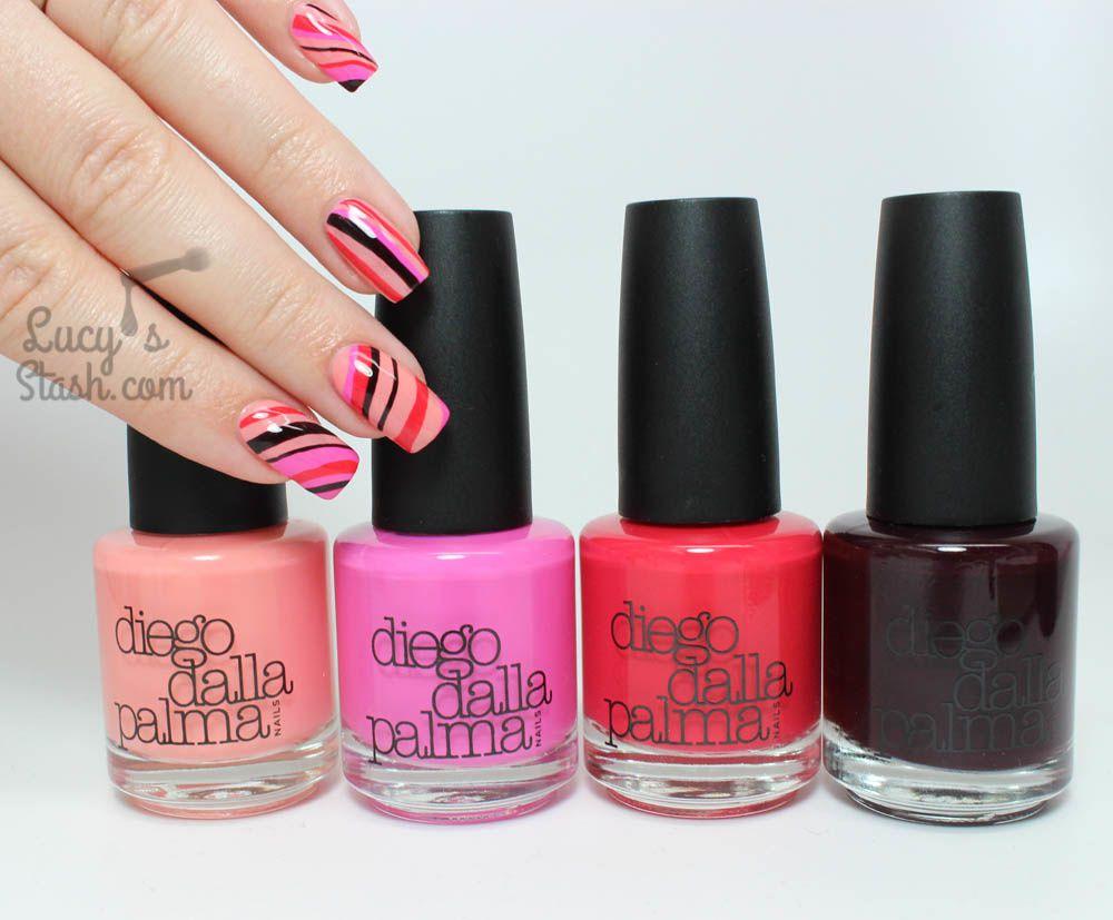 Going girly feat diego dalla palma nail polishes lucy - Diego dalla palma ...