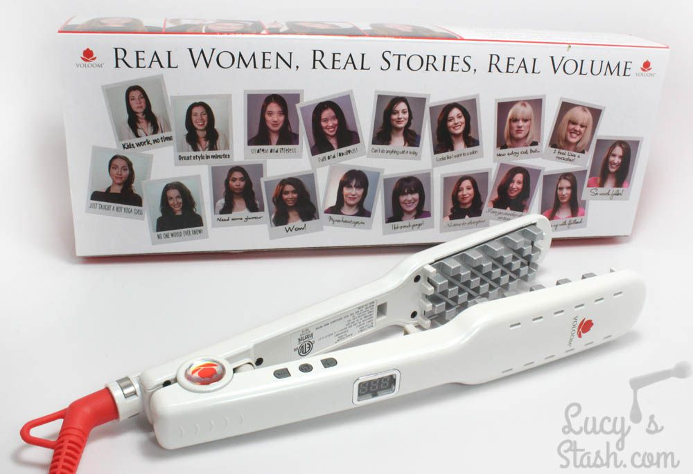 My Review & Experience with VOLOOM - Hair Volumizing Iron + Before & After Pictures