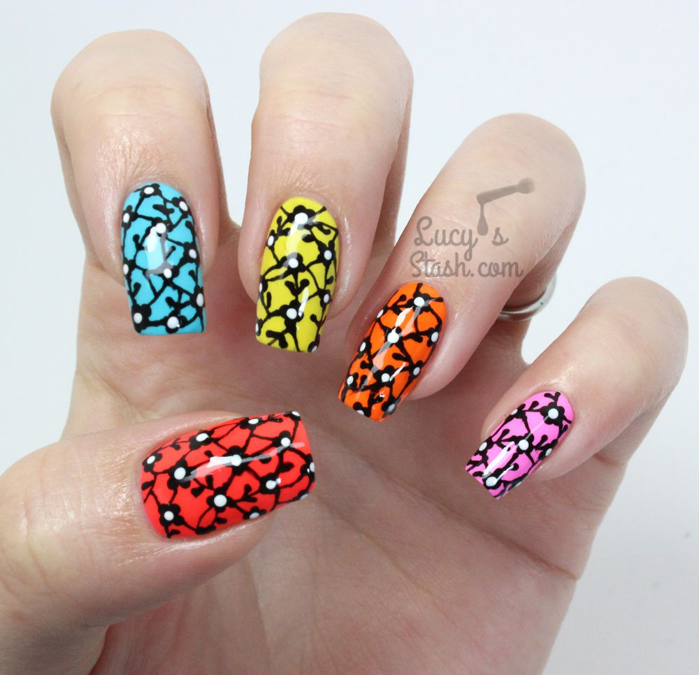 A Nail Art Book NOT To Be Missed! Nail It! by The Illustrated Nail + ...