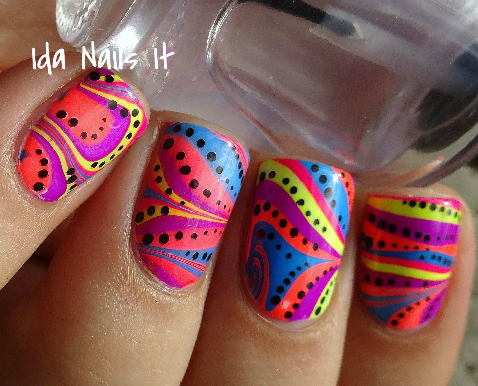 Guest Post: Ida Nails It at Lucy's Stash!