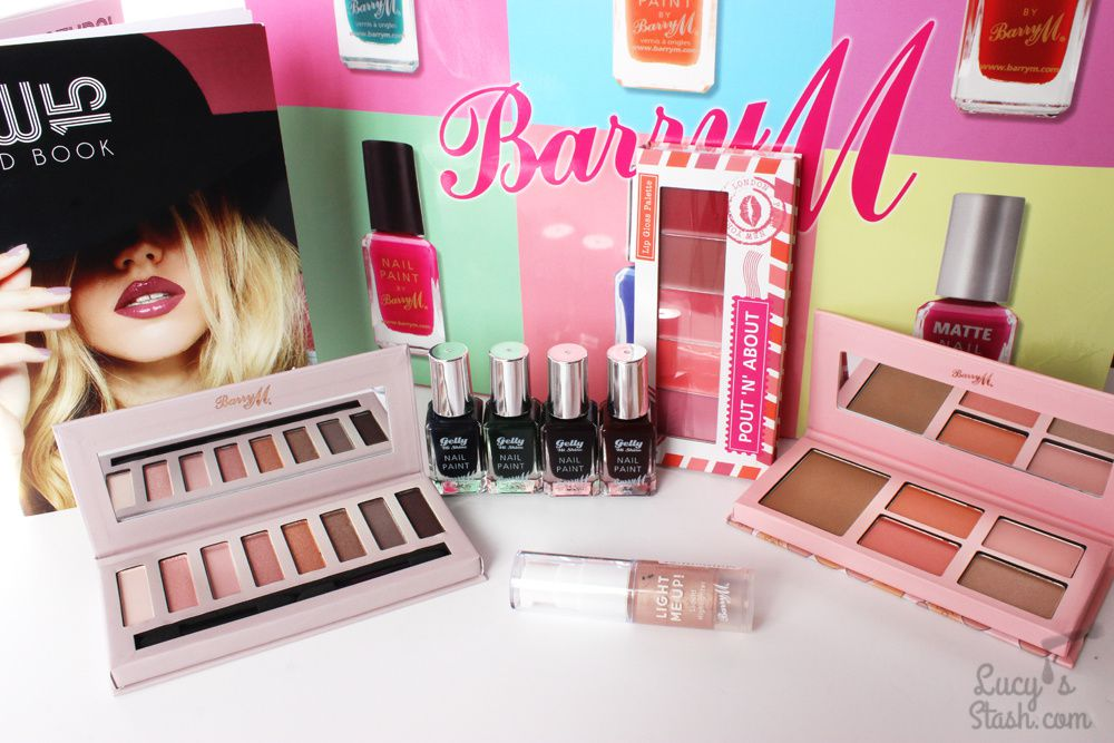 Barry M Autumn/Winter 2015 New Releases &amp&#x3B; London Event Report