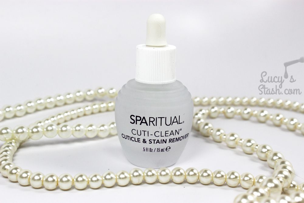 SpaRitual Cuti-Clean Cuticle &amp&#x3B; Stain Remover | Review