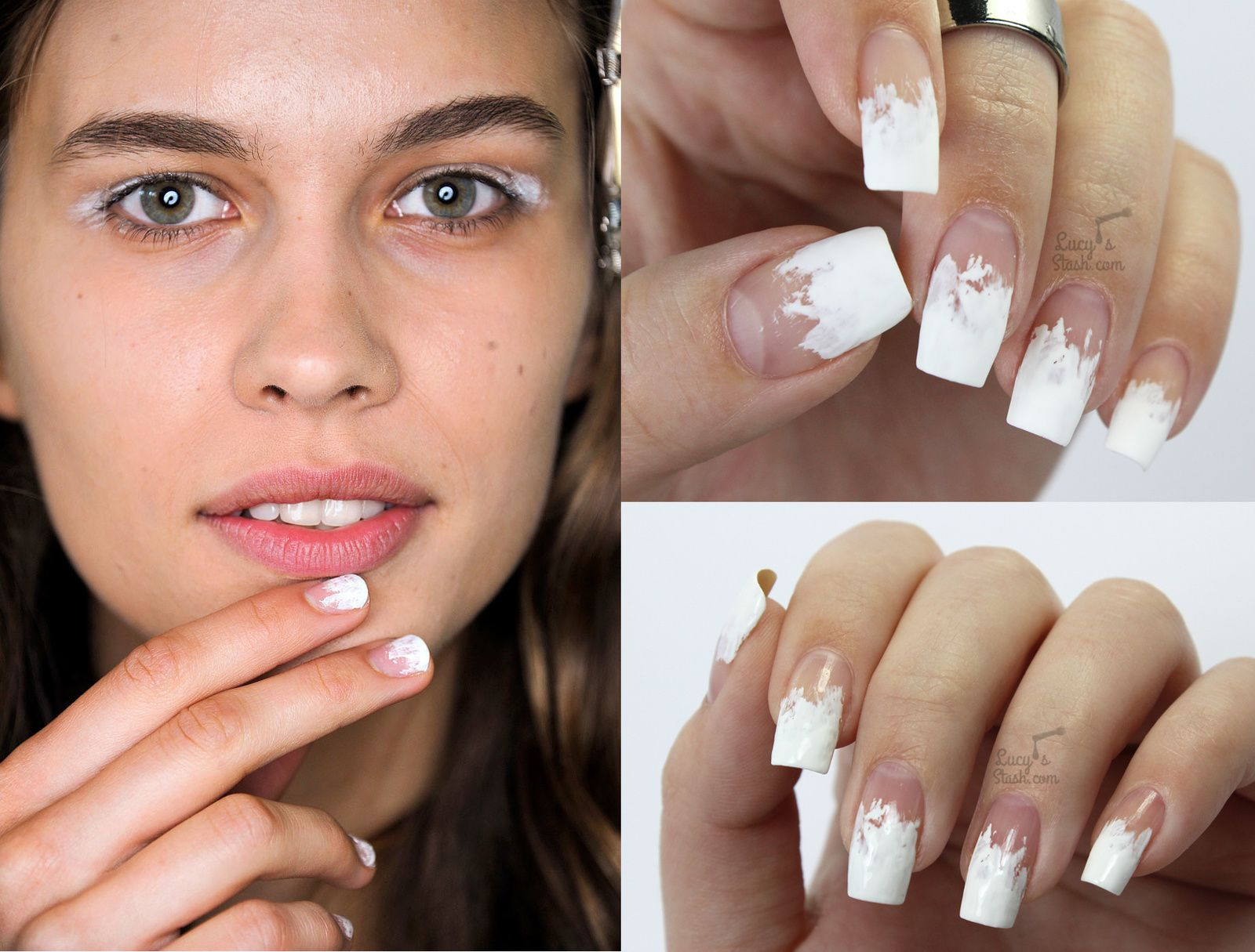 Fall 2015 Runway Inspired Nail Art Designs