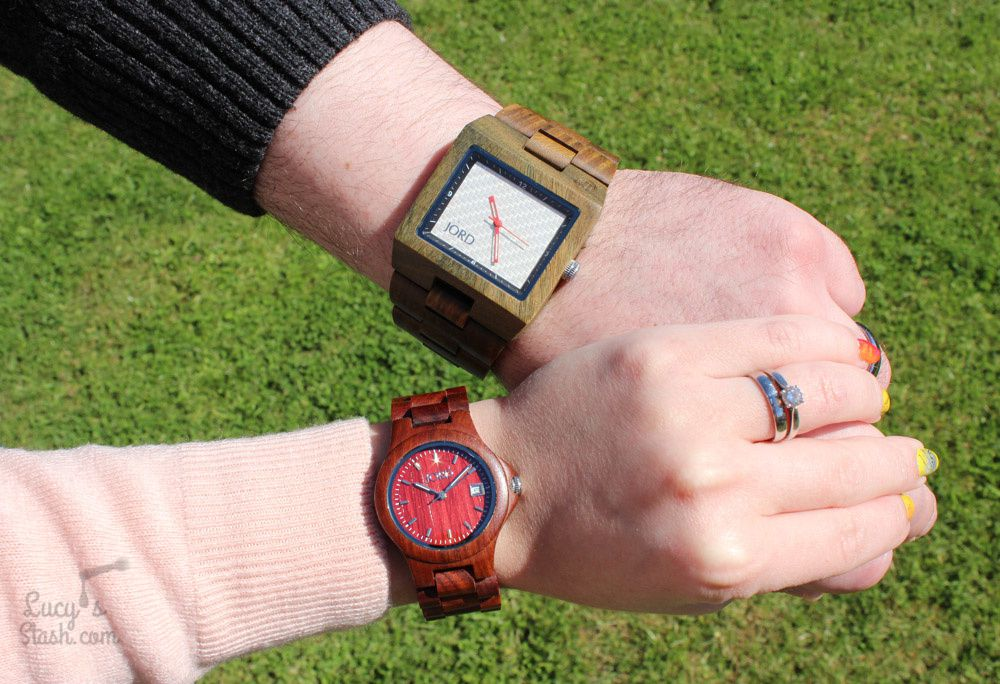 Review: JORD Delmar Drift Wooden Watch | Limited Edition