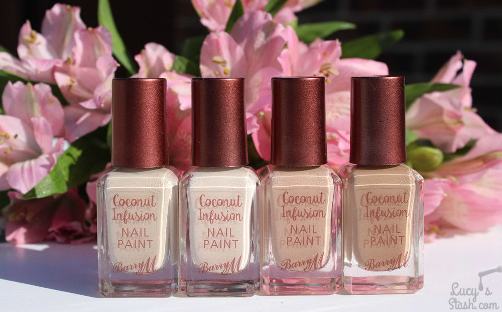 Barry M Coconut Infusion Collection | Review