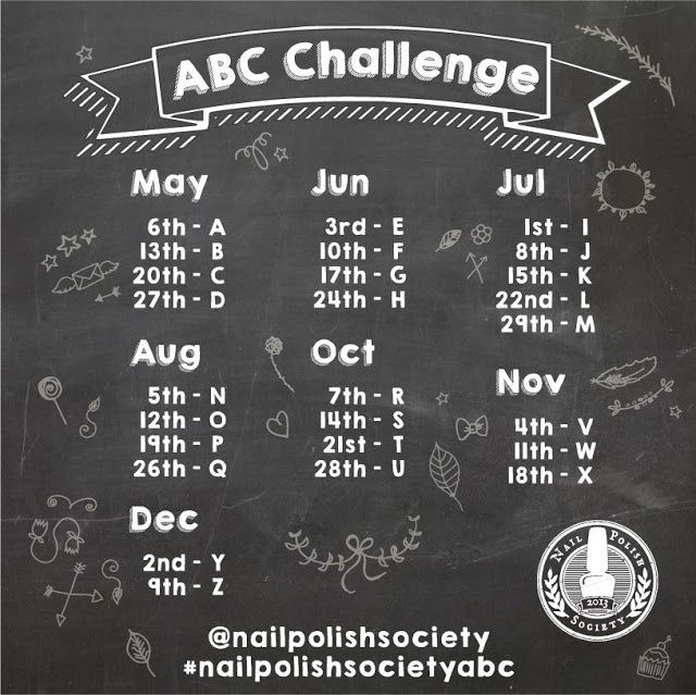 ABC Challenge: A is for Abstract | Nail Art Challenge