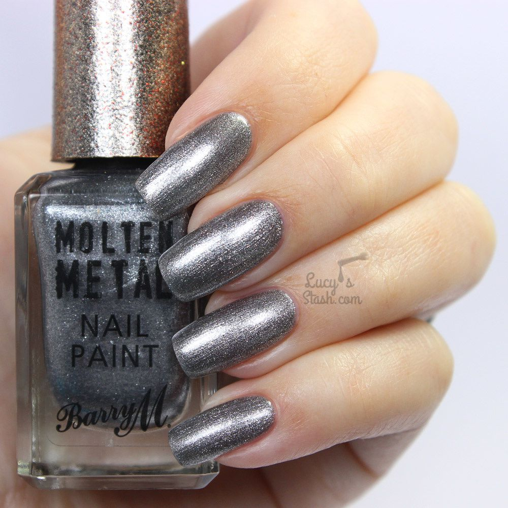 Barry M Molten Metal Collection Summer 2016 - Review &amp&#x3B; Swatches