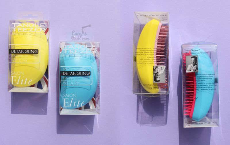 Pop Art Inspired Nail Art &amp&#x3B; Tangle Teezer x Little Ondine Competition!