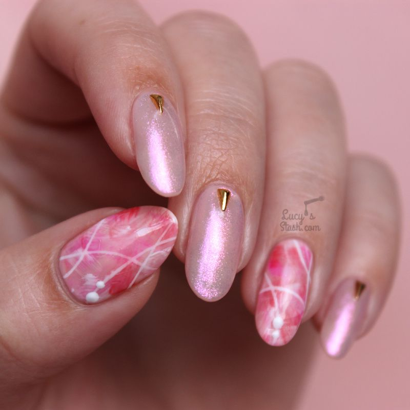 ABC Challenge: J is for Japanese-style Nail Art | Nail Art Challenge ...