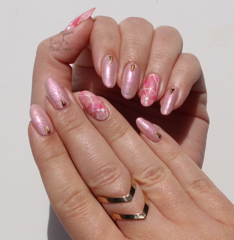 Abc Challenge J Is For Anese Style Nail Art