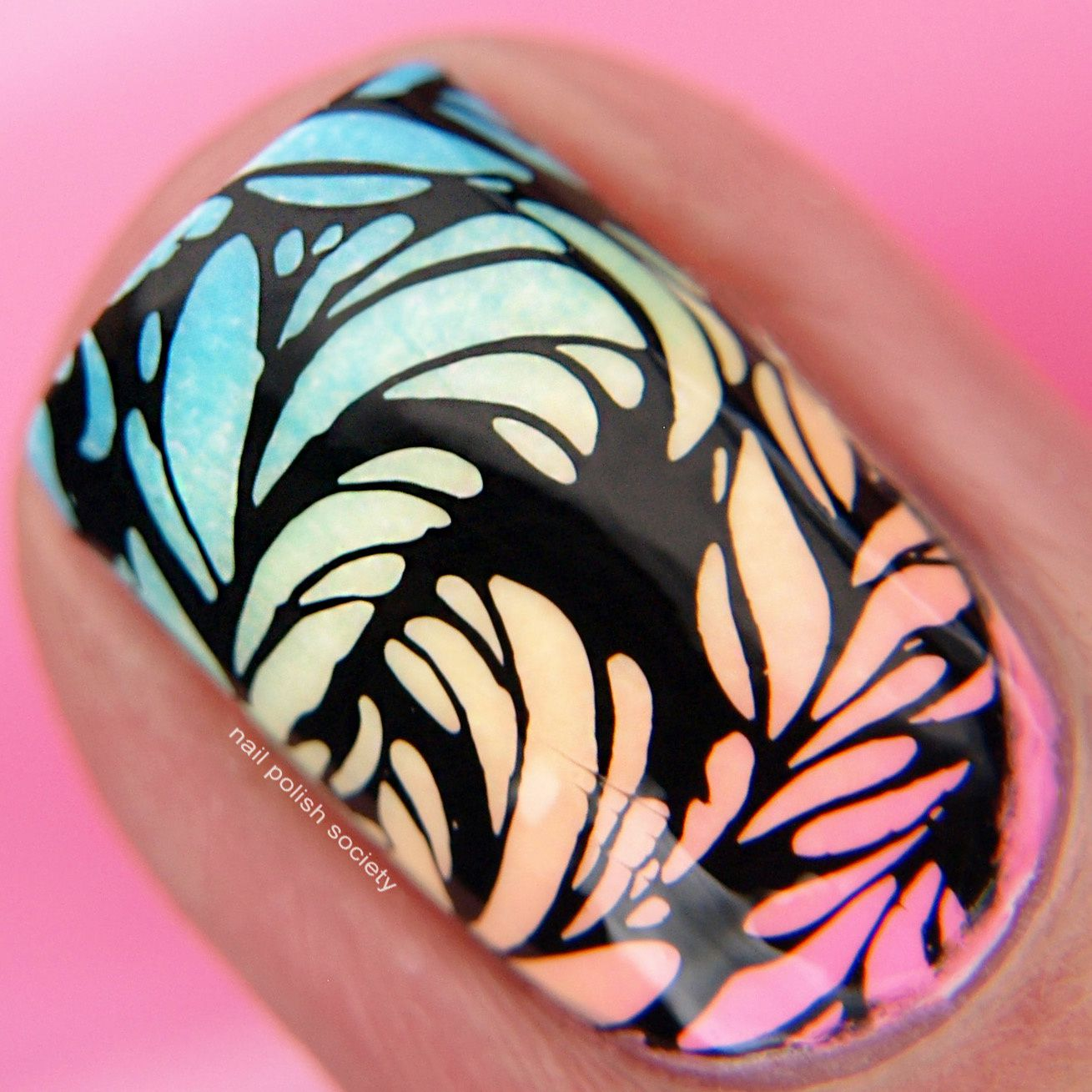 Guest Post: Stamping Nail Art from Emiline aka Nail Polish Society