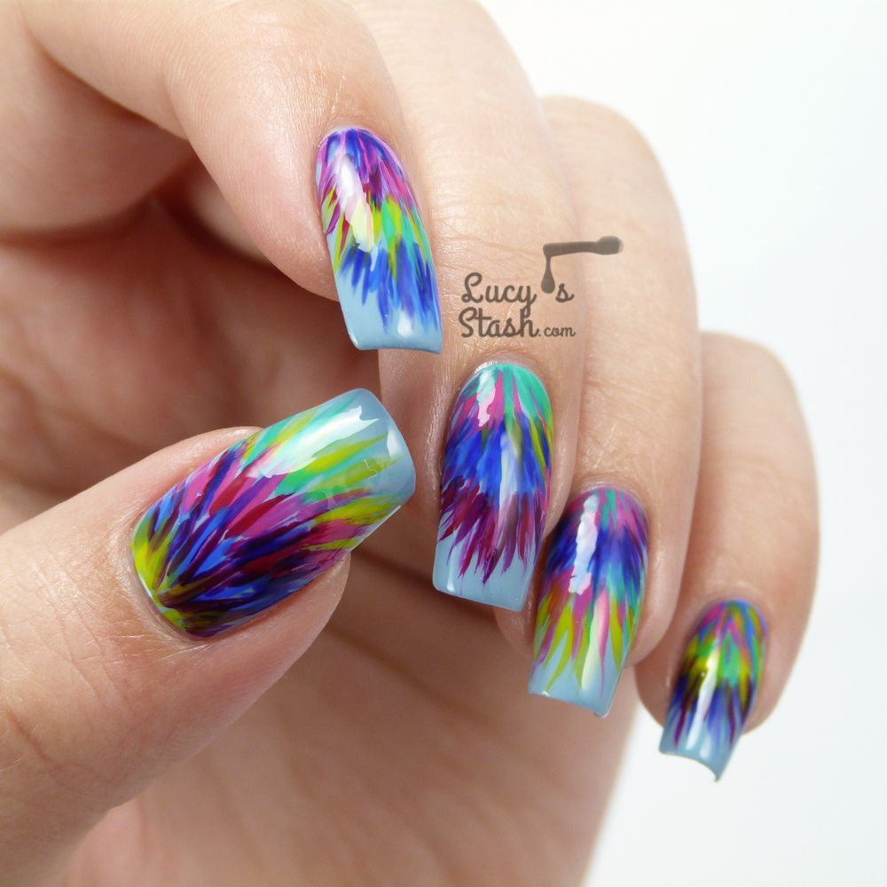 10 Old Nail Art Manicures That Never Made It To The Blog (...but are still worth sharing) Part 1