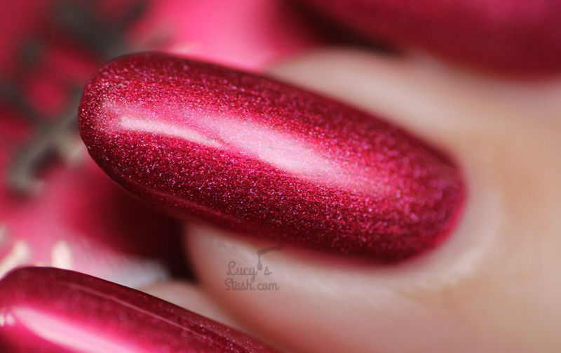 A England TENNYSON'S ROMANCE collection - Review &amp&#x3B; Swatches