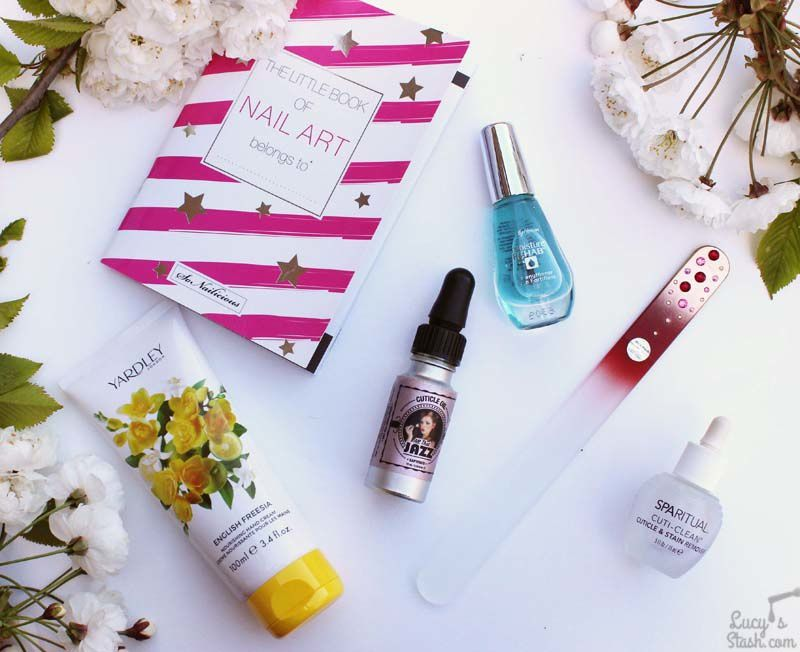 From Lucy's Stash: Nail &amp&#x3B; Hand Care Products I Currently Use In My Everyday Routine