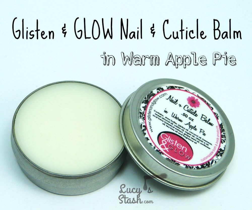 Review: Glisten &amp&#x3B; Glow Nail Care Products