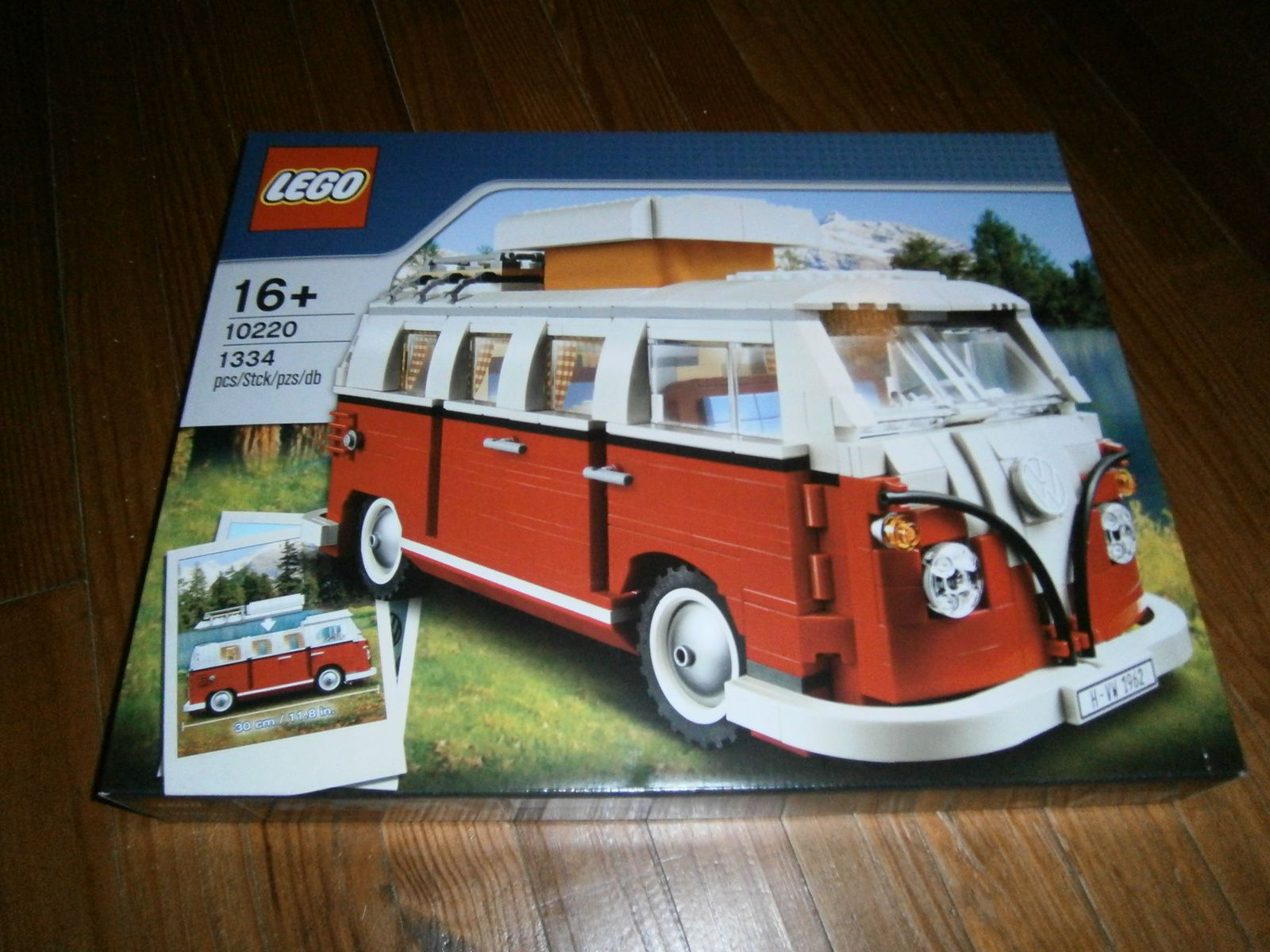 camper van lego 10220 alternabricks. Black Bedroom Furniture Sets. Home Design Ideas