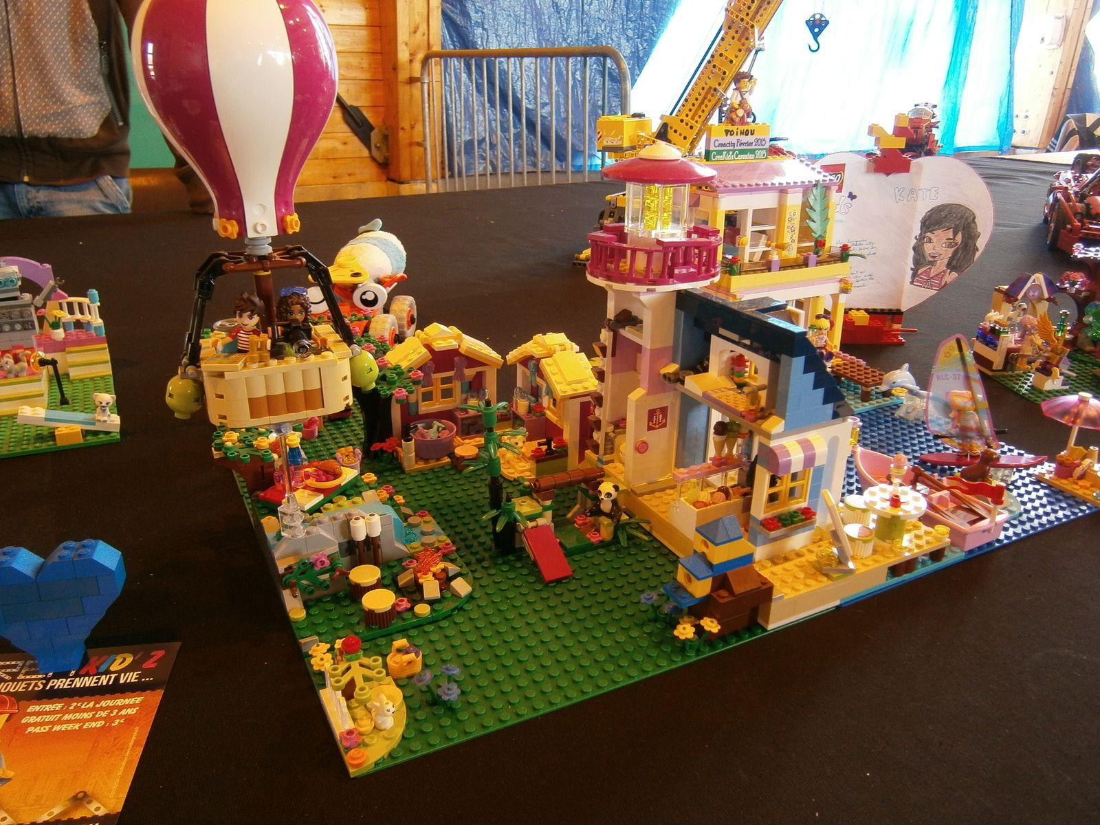 Lego Friends et Harry Potter