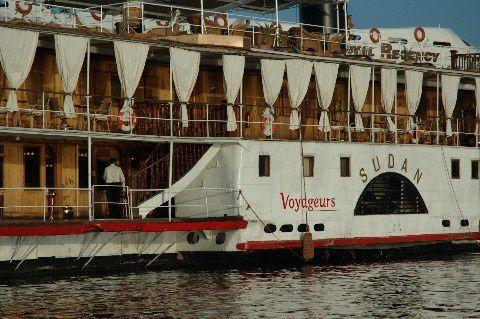 Les coulisses du steamship Sudan 2