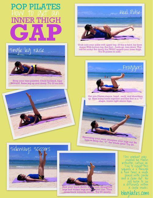 Exercices pour les cuisses 20 de chaque à répéter maximum 4 fois,fitness,fit,sport,musculation,calories,maigrir,minceur,régime,perte de poids,