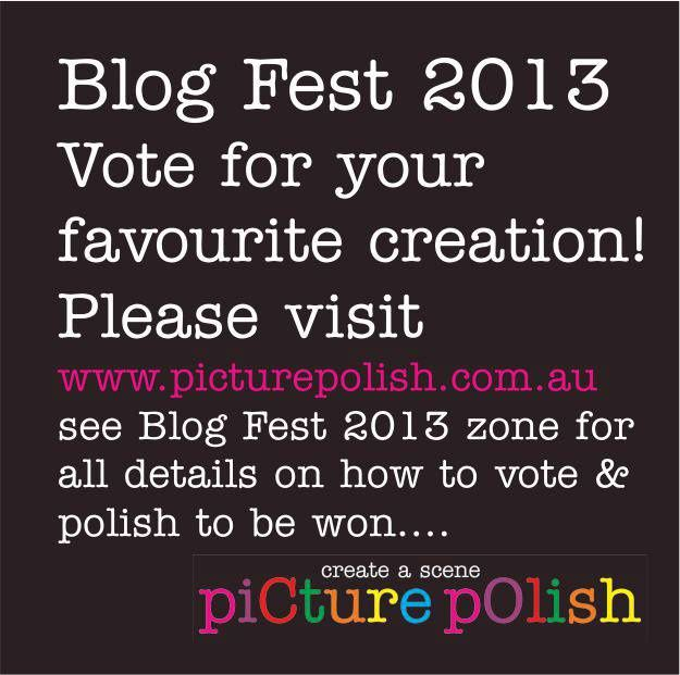 piCture pOlish Blog Fest 2013, It is time to vote!