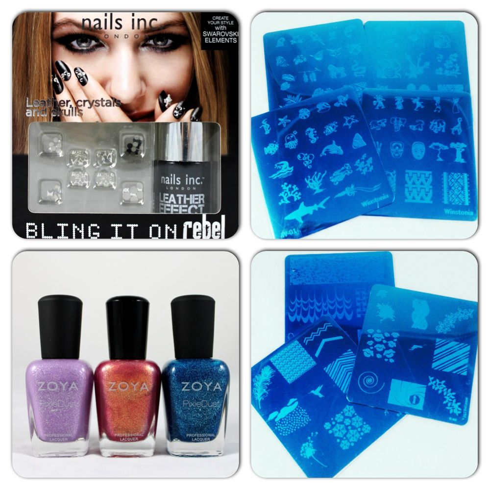 July 2013 Nail Shopping Haul