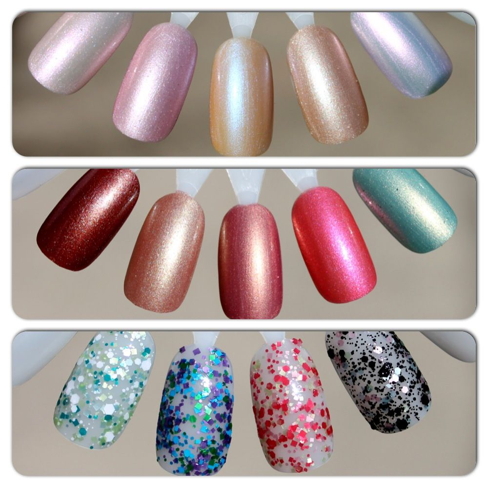 New Summer Colors by Pink-Dipsy-Bulle (and upcoming collections)