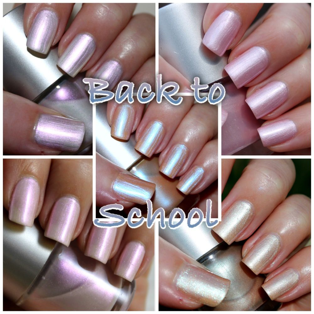 New Back to School Franken Polish