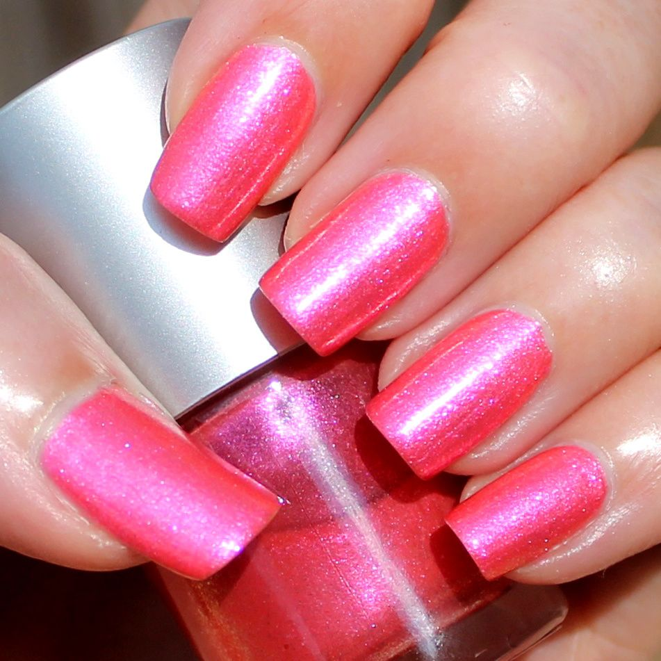 Pink Dipsy Bulle Franken Polish Fall 2013 Colors
