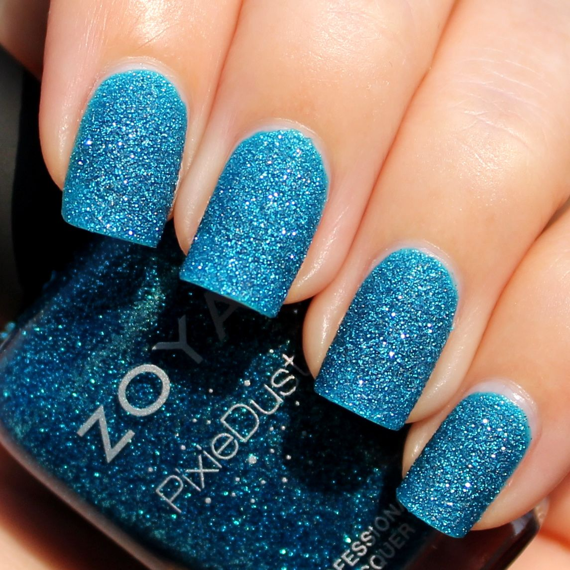 Revlon Quick dry base coat / Zoya Liberty