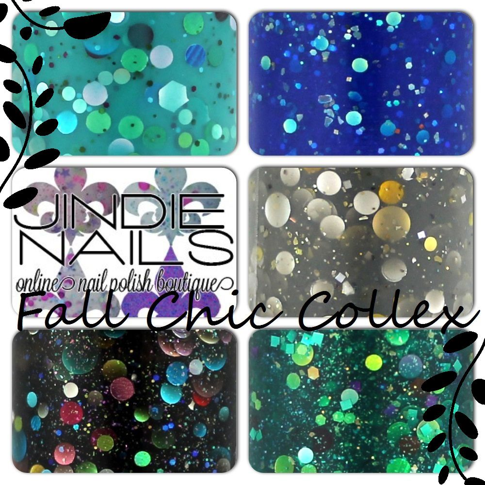 Jindie Nails Fall Chic Collex 2013