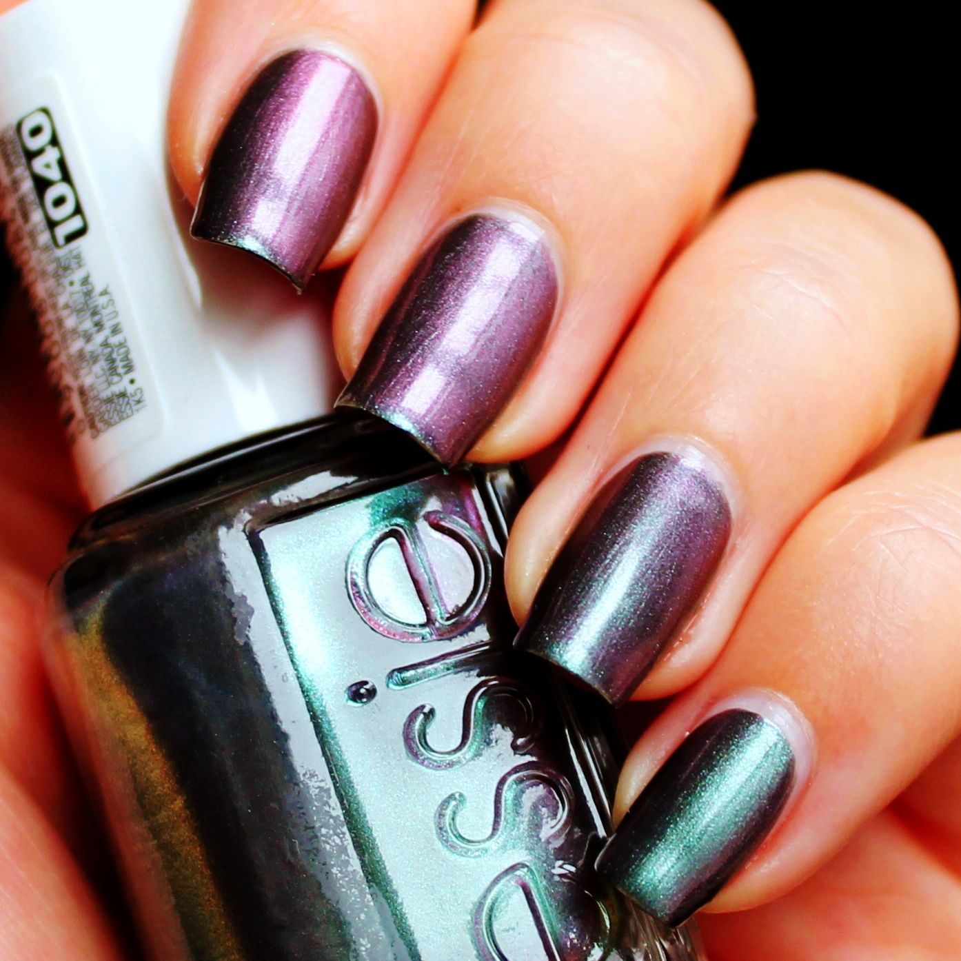 Duri Cosmetics Rejuvacote / Essie For The Twill of It / Poshe Top Coat