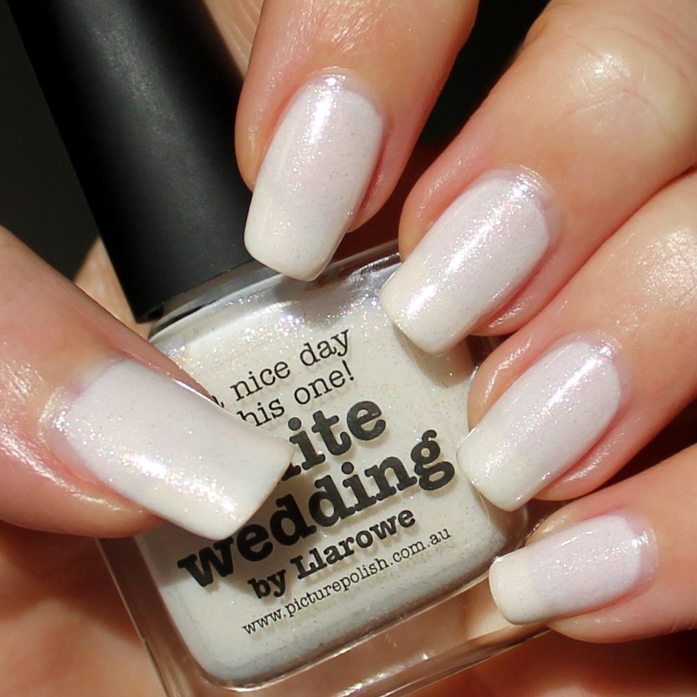 Duri Rejuvacote / Picture Polish White Wedding / Poshe Top Coat