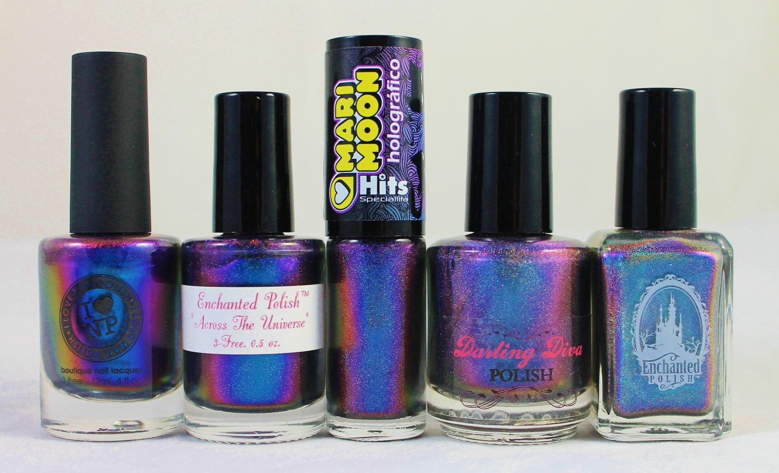 ILNP Birenfringence / EP Across the Universe / HITS Art Lover / DDP Crazy Little Thing Called Love / EP Pure Reflection