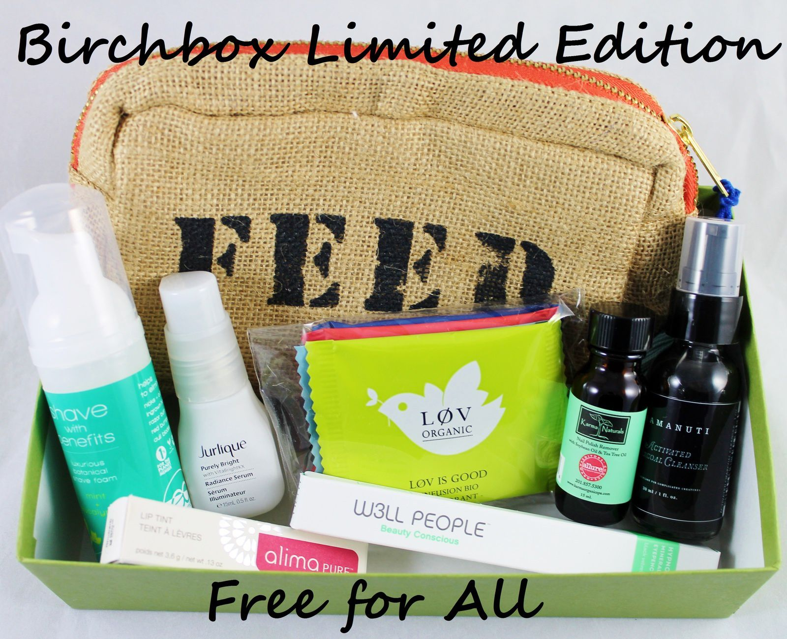 Birchbox Limited Edition: Free for All