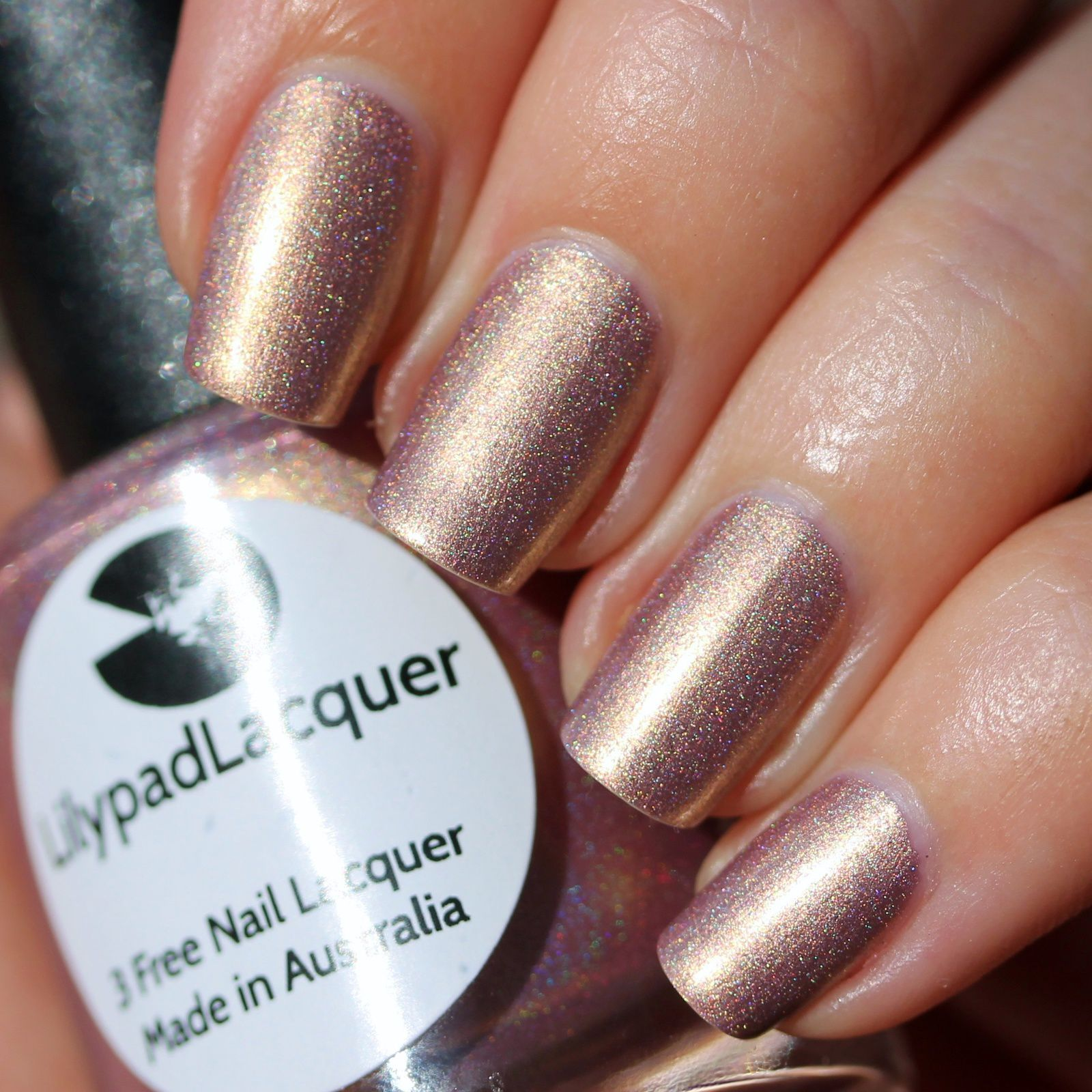 Duri Rejuvacote / Lilypad Lacquer Nearly Nude / OutTheDoor Top Coat
