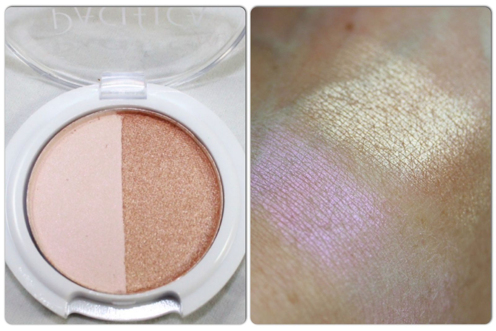 Pacifica Mineral Eyeshadow Duo #1 (Celestial & Opal)