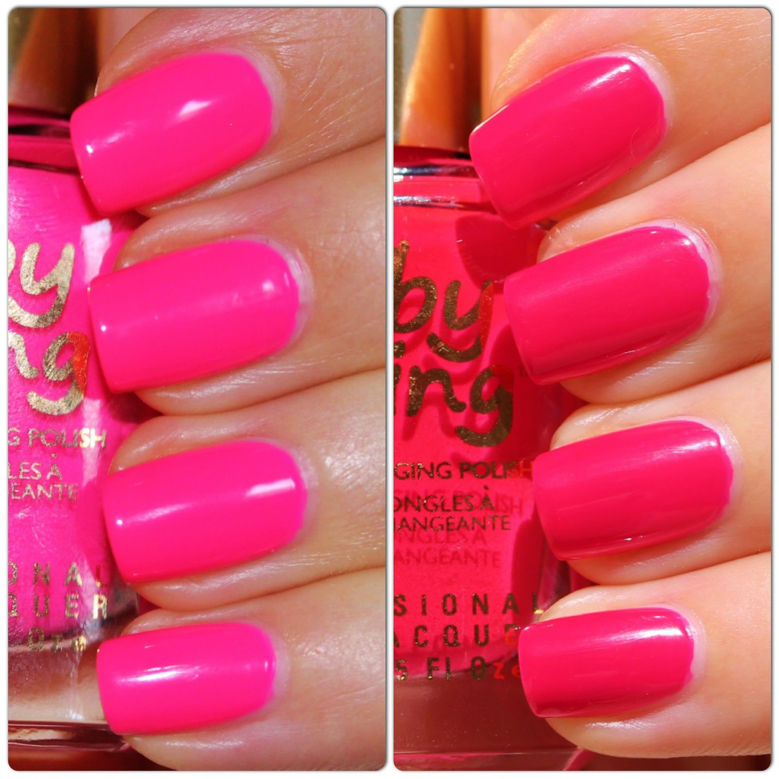 Ruby Wing Groupie (UV Color Changing Polish)