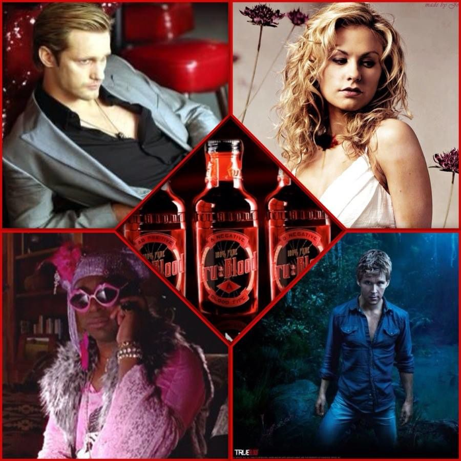 What's Indie Box May 2014 - 'True Blood' - Polish macros & inspiration pictures.