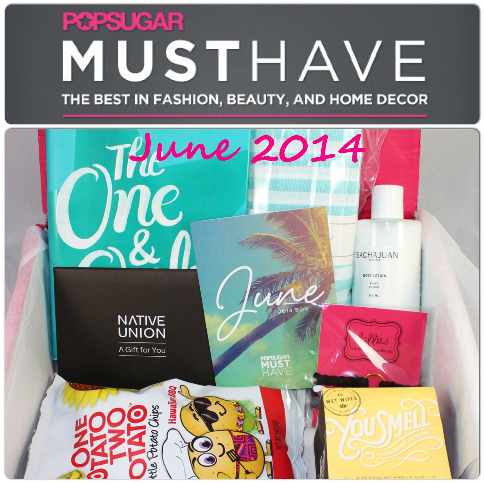 POPSUGAR Must Have - June 2014