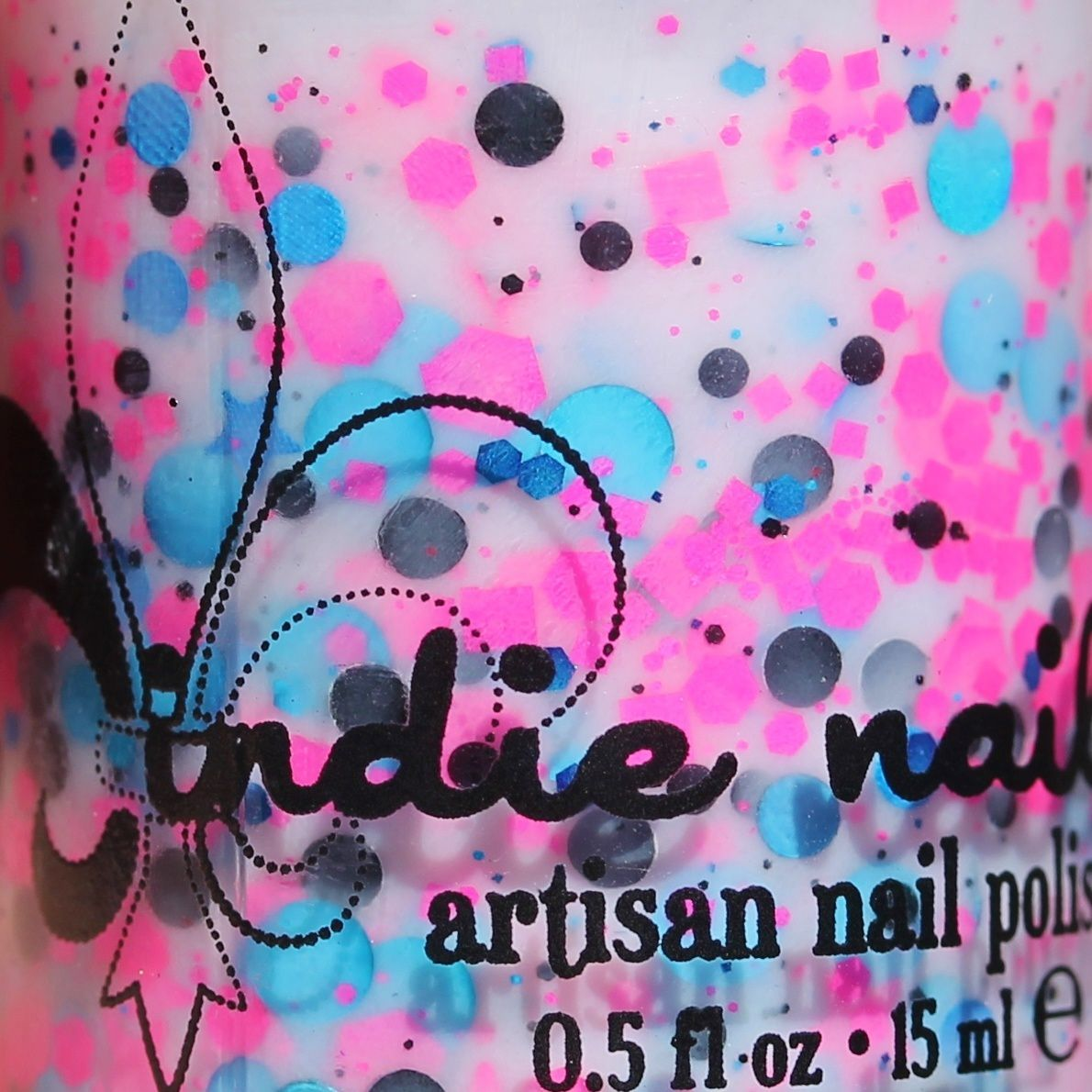 Dance Legend Peel-off Base Coat / Jindie Nails The Skies in my Dreams / Poshe Top Coat