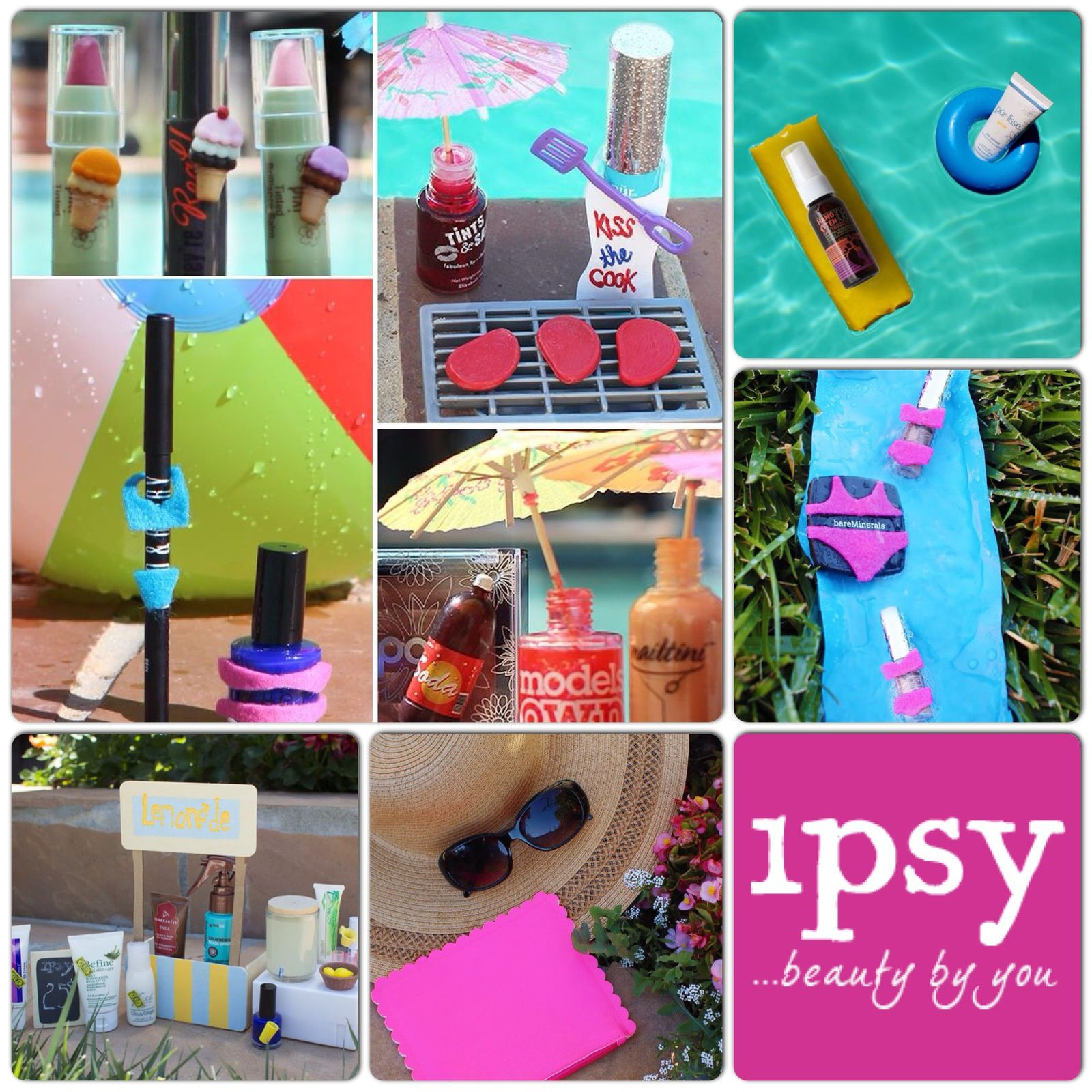 My Glam Bag & Ipsy July 2014 Sneak Peeks